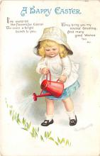 hol032332 - Artist Ellen Clapsaddle Easter Post Card