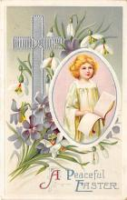 hol032334 - Artist Ellen Clapsaddle Easter Post Card