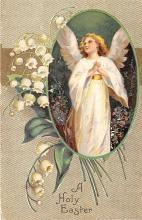 hol032335 - Artist Ellen Clapsaddle Easter Post Card