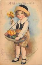 hol032338 - Artist Ellen Clapsaddle Easter Post Card