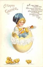 hol032341 - Artist Ellen Clapsaddle Easter Post Card