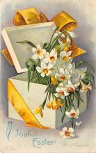 hol032342 - Artist Ellen Clapsaddle Easter Post Card