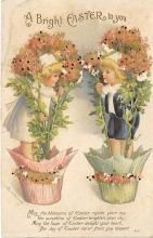 hol032344 - Artist Ellen Clapsaddle Easter Post Card