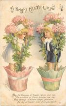hol032351 - Artist Ellen Clapsaddle Easter Post Card