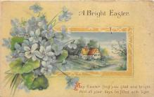 hol032352 - Artist Ellen Clapsaddle Easter Post Card