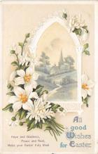 hol032354 - Artist Ellen Clapsaddle Easter Post Card