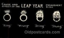 hol040013 - Holiday Leap Year Postcard Postcards