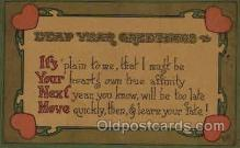 hol040014 - Holiday Leap Year Postcard Postcards