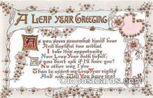 Leap Year Greetings