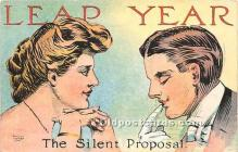 hol040115 - Leap Year Greeting Postcard
