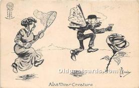 hol040120 - Leap Year Greeting Postcard