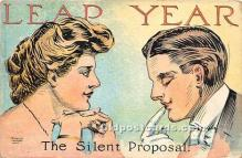 hol040141 - Leap Year Greeting Postcard