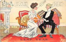 hol040142 - Leap Year Greeting Postcard