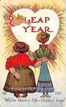 hol040158 - Leap Year Greeting Postcard