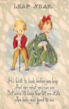 hol040172 - Leap Year Greeting Postcard