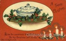 hol050051 - Artist Ellen Clapsaddle, Christmas Postcards Post Card