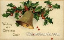 hol050081 - Artist Ellen Clapsaddle, Christmas Postcards Post Card