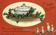 hol050107 - Artist Ellen Clapsaddle, Christmas Postcards Post Card