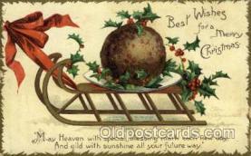 hol050108 - Artist Ellen Clapsaddle, Christmas Postcards Post Card