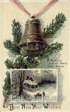 hol050128 - Artist Ellen Clapsaddle, Christmas Postcards Post Card