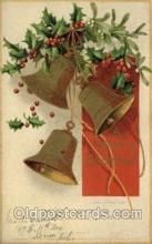hol050153 - Artist Ellen Clapsaddle, Christmas Postcards Post Card