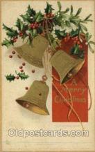 hol050167 - Artist Ellen Clapsaddle, Christmas Postcards Post Card
