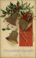 hol050170 - Artist Ellen Clapsaddle, Christmas Postcards Post Card