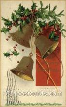 hol050180 - Artist Ellen Clapsaddle, Christmas Postcards Post Card