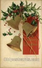 hol050187 - Artist Ellen Clapsaddle, Christmas Postcards Post Card