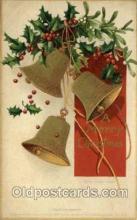 hol050187 - Artist Ellen Clapsaddle, Christmas Postcards Post Card