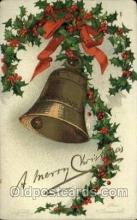 hol050206 - Artist Ellen Clapsaddle, Christmas Postcards Post Card