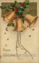 hol050212 - Artist Ellen Clapsaddle, Christmas Postcards Post Card