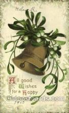 hol050215 - Artist Ellen Clapsaddle, Christmas Postcards Post Card