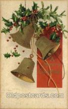 hol050217 - Artist Ellen Clapsaddle, Christmas Postcards Post Card