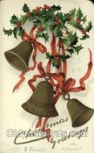 hol050220 - Artist Ellen Clapsaddle, Christmas Postcard Post Cards