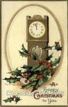 hol050225 - Artist Ellen Clapsaddle, Christmas Postcard Post Cards