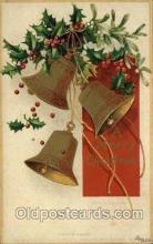 hol050228 - Artist Ellen Clapsaddle, Christmas Postcard Post Cards