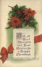 hol050233 - Artist Ellen Clapsaddle, Christmas Postcard Post Cards
