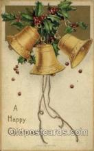 hol050237 - Artist Ellen Clapsaddle, Christmas Postcard Post Cards