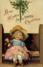 hol050239 - Artist Ellen Clapsaddle, Christmas Postcard Post Cards