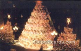 hol050290 - Christmas Postcard, Post Card Old Vintage Antique Carte, Postal Postal
