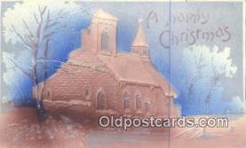 hol050335 - Christmas Postcard, Post Card Old Vintage Antique Carte, Postal Postal