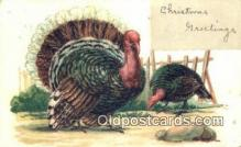 hol050364 - Christmas Postcard, Post Card Old Vintage Antique Carte, Postal Postal