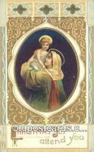 hol050439 - Christmas Postcard, Post Card Old Vintage Antique Carte, Postal Postal
