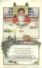 hol050444 - Christmas Postcard, Post Card Old Vintage Antique Carte, Postal Postal