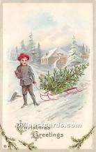 hol050713 - Christmas Holiday Postcard