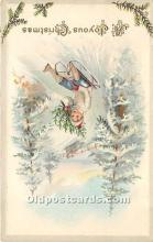 hol050717 - Christmas Holiday Postcard
