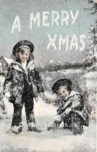 hol050732 - Christmas Holiday Postcard