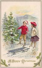 hol050734 - Christmas Holiday Postcard
