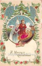 hol050738 - Christmas Holiday Postcard